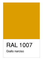 RAL-1007 Giallo narciso