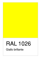 RAL-1026 Giallo brillante