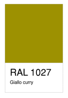 RAL-1027 Giallo curry