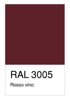 RAL-3005 Rosso vino