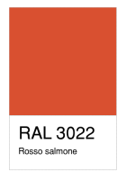 RAL-3022 Rosso salmone