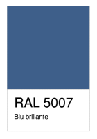 RAL-5007 Blu brillante