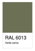 RAL-6013 Verde canna
