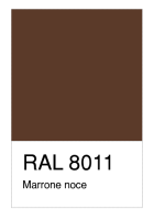 RAL-8011 Marrone noce