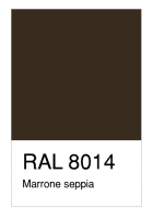 RAL-8014 Marrone seppia