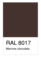 RAL-8017 Marrone cioccolata