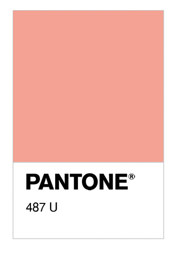 Colore PANTONE® 487 U - Numerosamente it